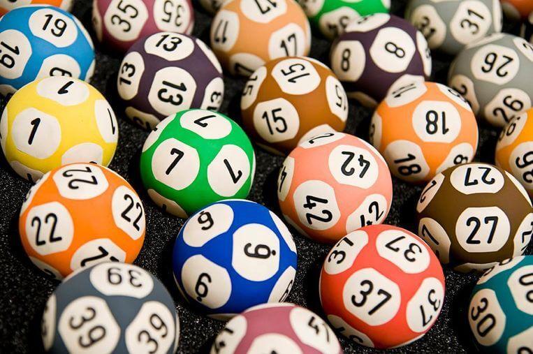 Att spela lotto