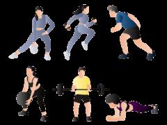 Framgång på Gymmet