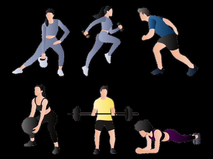 De 3 Viktigaste Faktorerna till Framgång på Gymmet