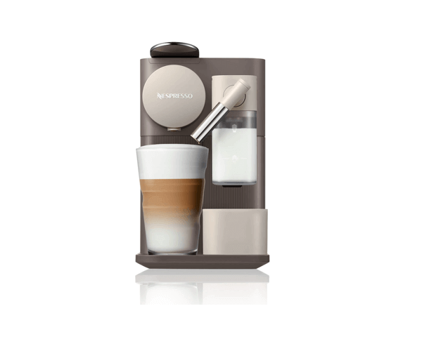 Kapselmaskin: Nespresso Lattissima