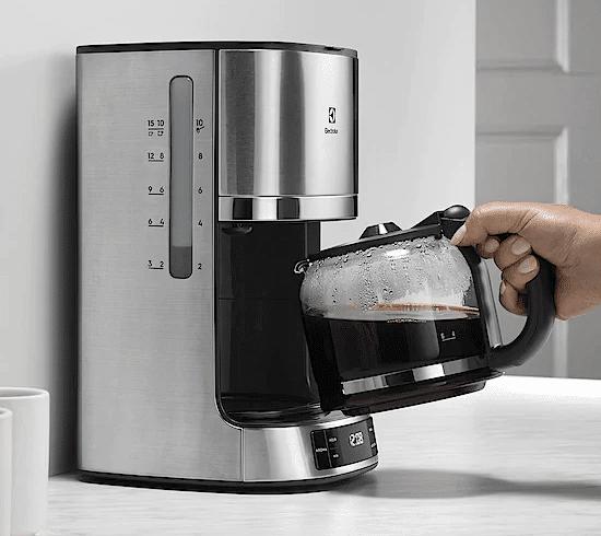 Kaffebryggare: Electrolux EKF7700